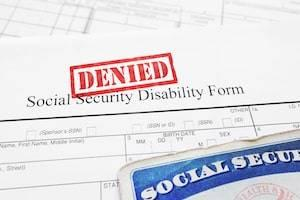 Chicago disability benefits denial attorney